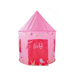 Knorrtoys® Spiel, lief! - Zelt rund für Mädchen rosa
