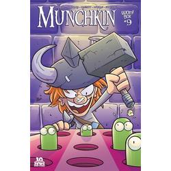 Munchkin #9