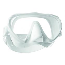 Tauchmaske Ghost - EZ Strap - Farbe: weiß