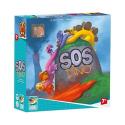 Huch! Spiel, SOS Dino (Kinderspiel)