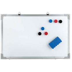 Idena Whiteboard 60,0 x 40,0 cm lackierter Stahl
