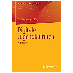 Digitale Jugendkulturen - Buch
