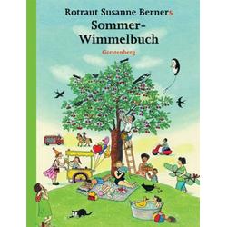 Wimmelbuch-Sommer