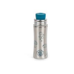 Affenzahn Trinkflasche Edelstahl Trinkflasche blau