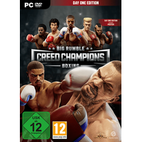 Big Rumble Boxing: Creed Champions Day One Edition [PC]