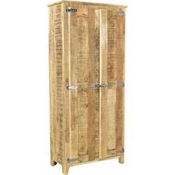 SIT Garderobenschrank Frigo mit Kühlschrankgriffen, Höhe 180 cm