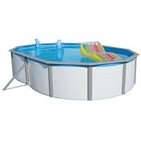 Pool Friends Nuovo de Luxe Set 640 x 360 x 120 cm inkl. Filteranlage