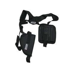 SWISS ARMS Schulterholster mit Magazintaschen, Trageweise horizontal