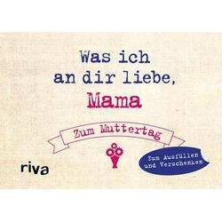 Was ich an dir liebe, Mama – Zum Muttertag