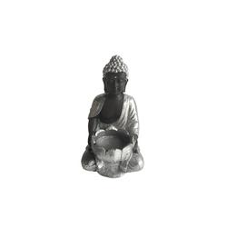 HTI-Line Teelichthalter Teelichthalter Buddha 1 (1 Stück)