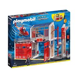 Playmobil® Spielfigur PLAYMOBIL® 9462 Große Feuerwache