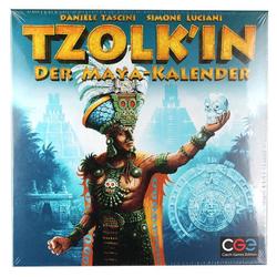Czech Games Edition Spiel, Czech Games Edition Tzolk'in: Der Maya-Kalender