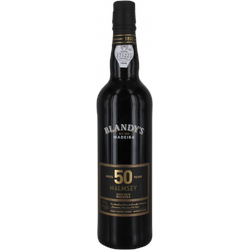 Malmsey 50 years Madeira Blandy's - Portwein, Madeira, Sherry & Co
