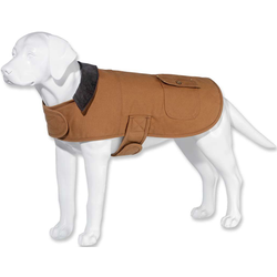 Carhartt Rain Defender Chore Coat Hundemantel, braun, Größe L