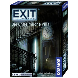 Kosmos EXIT - Das Spiel - Die unheimliche Villa 694036