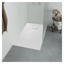 vidaXL Duschwanne vidaXL Duschwanne SMC Weiß 90×90 cm