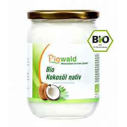 BIO Kokosöl nativ - 500 ml