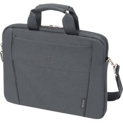Dicota Notebook Tasche Tasche / Notebook / Slim Case BASE / Passend für maximal: 35,8cm (14,1 ) Gra