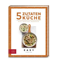 5-Zutaten-Küche als Buch von