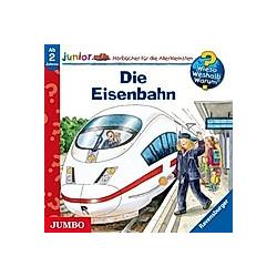 Die Eisenbahn - Hörbuch