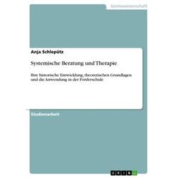 Systemische Beratung und Therapie