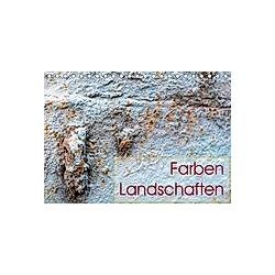 Farben Landschaften (Tischkalender 2021 DIN A5 quer) - Kalender