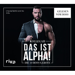 Das ist Alpha! als Hörbuch CD von Kollegah