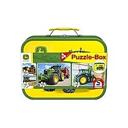 John Deere  Puzzle-Box (Kinderpuzzle)