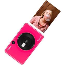 Canon Zoemini C Sofortbildkamera (5 MP) rosa