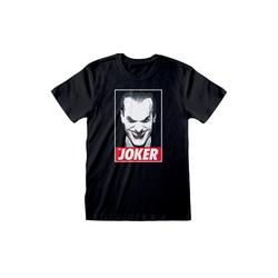 Batman T-Shirt BATMAN T-SHIRT THE JOKER GRÖSSE S,M,L,XL+XXL RAR NEU XL
