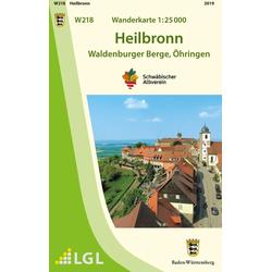 Heilbronn 1:25 000