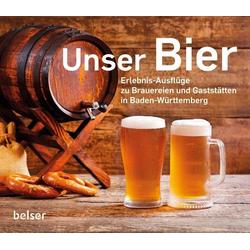 Unser Bier als Buch von