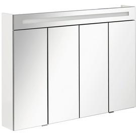 Fackelmann Twindy 110 cm weiß Glanz