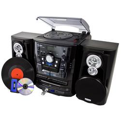 Karcher KA 350 Plattenspieler (mit Plattenspieler)