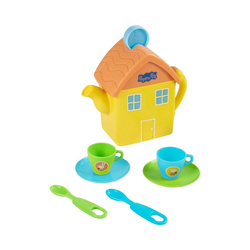 Peppa Pig Puppen Accessoires-Set Peppa Pig Peppa's House Tea Set