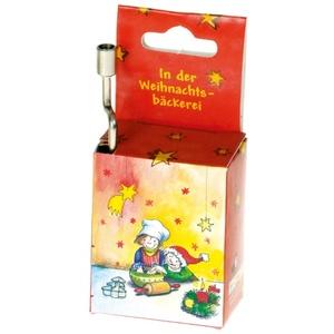 Geschenkartikel Spieluhr Rolf Zuckowski In der Weihnachtsbäckerei