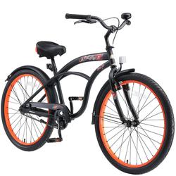 Bikestar Kinderfahrrad Cruiser 24 Zoll Schwarz