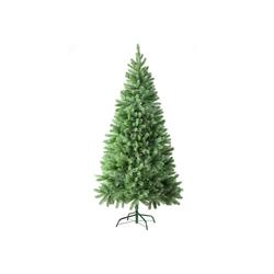 tectake Künstlicher Weihnachtsbaum Künstlicher Weihnachtsbaum 180 cm