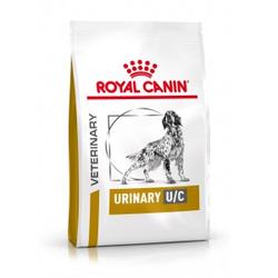 Royal Canin Veterinary Urinary U/C Hundefutter 14 kg