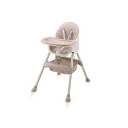 Baby Vivo Hochstuhl Design 2in1 Kinderhochstuhl - Oscar in Pink