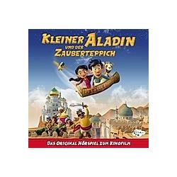 Kleiner Aladin und der Zauberteppich - Hörbuch
