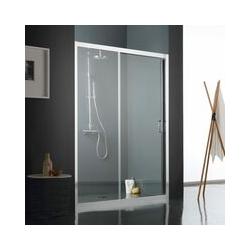Schiebetür Für Duschnische 140 Cm Aus Glattem Glas