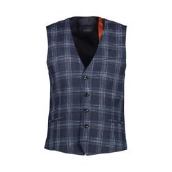 Lavard Woll-Weste mit einem Karo-Muster 10121  52