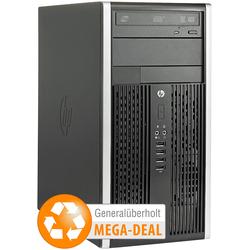 Elite 8300 CMT, Core i5, 8 GB, SSD + 2 HDDs (generalüberholt)