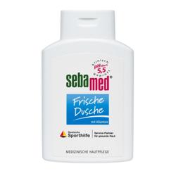 sebamed® Frische Dusche Duschgel, Mit spezieller Wirkstoffkombination besonders hautverträglich, 200 ml - Flasche