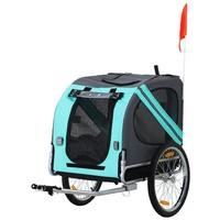 PawHut Fahrradanhänger für Hunde
