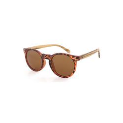 Wave Hawaii Sonnenbrille Sommerliche Sonnenbrille 'X-UP' beige