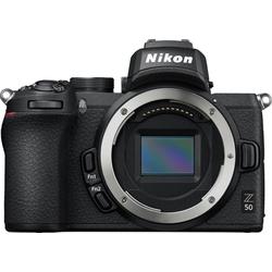 Nikon Z50 Gehäuse Systemkamera