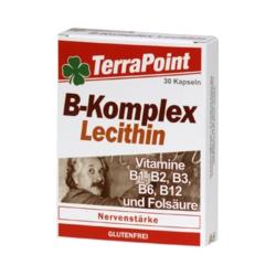 B-KOMPLEX Lecithin Terra Point Kapseln 30 St