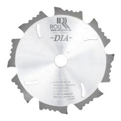 Roll Diamantsägeblatt 180mmx22,23mm für Parkettsäge